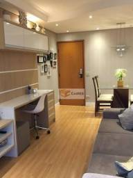 Apartamento com 2 dormitórios à venda, 60 m² por R$ 360.000,00 - São Bernardo - Campinas/S