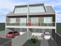 Sobrado com 3 dormitórios à venda, 127 m² por R$ 430.000,00 - Fazendinha - Curitiba/PR