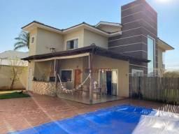 Sobrado com 4 suítes à venda, 263 m² por R$ 1.100.000 - Loteamento Portal do Sol II - Goiâ