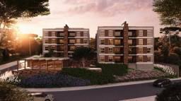 Apartamento à venda com 2 dormitórios em Centro, Campo alegre cod:C29.4