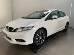 Honda Civic LXR 2.0 AUT 4P