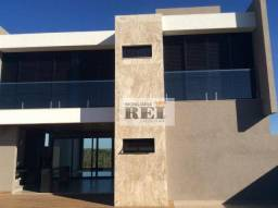 Título do anúncio: Casa com 4 dormitórios à venda, 255 m² por R$ 2.490.000 - Rio Verde/GO