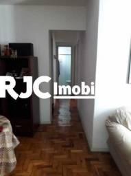 Apartamento à venda com 3 dormitórios em Engenho novo, Rio de janeiro cod:MBAP33036