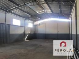 Galpão/depósito/armazém para alugar em Setor santo andré, Aparecida de goiânia cod:P-932