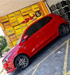 Fiat argo vermelho 2018 - 2018 1.3 drive com 31 mil rodados! 51.000