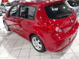 Nissan Tida SL Automático Completo Bancos em couro
