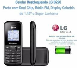Promoção Celular LG B220