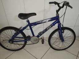 Bicicleta aro 20 usada bem conservado