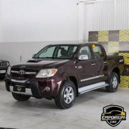HILUX 2007/2007 3.0 SRV 4X4 CD 16V TURBO INTERCOOLER DIESEL 4P AUTOMÁTICO - 2007