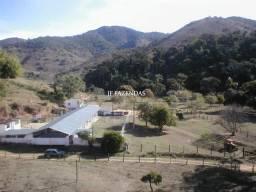 Fazenda em Belmiro Braga/MG 307 hectares