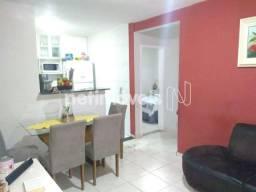 Apartamento à venda com 2 dormitórios em Industrial santa rita, Contagem cod:706727