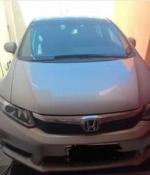 Honda Civic LXL 1.8 16V i-VTEC (Aut) (Flex) 2012. Dourado - 2012
