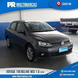 VW Voyage 1.6 MSI 2018 - 2018