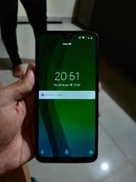 Moto G7 Plus Novo + Película Protetora