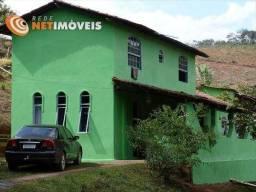 Sítio à venda com 3 dormitórios em Matoso, Congonhas cod:503782