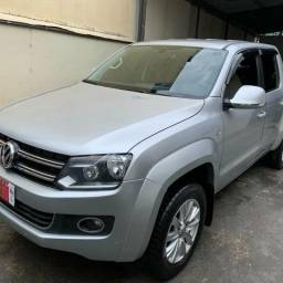 Amarok Highline TDI 4x4 - 2015