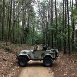 Jeep willys CJ5 1962 4x4