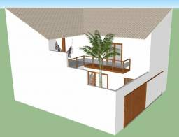 Casa em Construção na Praia Do Preá