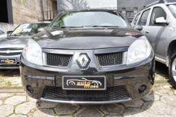 Renault sandero 2009 1.6 expression 8v flex 4p manual