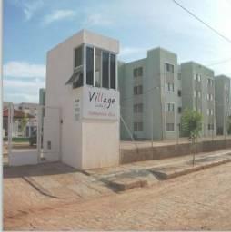 Apartamento no Condomínio Village - NOVO NUNCA FOI HABITADO