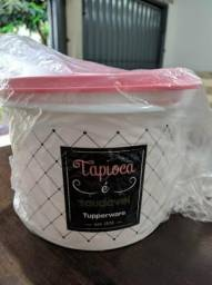 Pote de Tapioca Tupperware