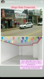 Aluguel sala comercial R$ 1.000