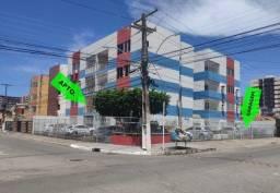 Apartamento em Jatiúca, 3 quartos, 2 wc, nascente, 100m². Aluguel + Iptu + Cond