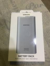 Carregador Portátil/Power Bank Samsung 10000mAh original