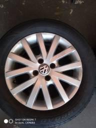 Troco rodas 15 do VW g5