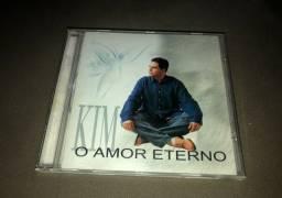 CD Kim - O Amor Eterno - Raridade