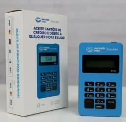 Kit de 8 maquininha Point Míni D150 cartão de crédito é débito