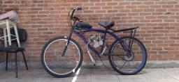 Bike motorizada com problema
