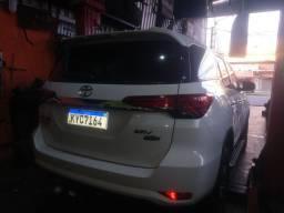 Toyota SW4 SRV única dona raridade vistoriada 2020