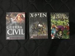Guerra Civil, X-Men: Espelho Negro, Guerras Secretas