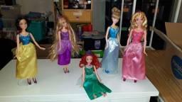 Bonecas Princesas Disney