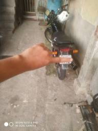 Moto Honda titan 150