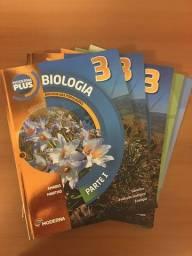 Livro de Biologia - 3 ano E.M.