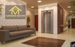Cód.:6096AM Apartamento 2 quartos na Praia da Costa Ed. Myrthes Vieira