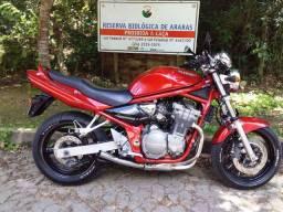 Suzuki bandit 600 n 2002 nova 35.000 km originais
