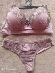 Conjunto lingerie vários modelos p ao gg