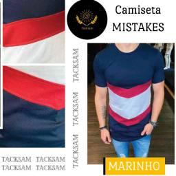 Camiseta Mistarkes Tamanho M