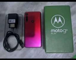 Moto g8 play 32G novo