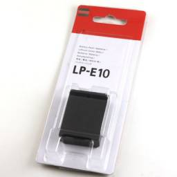 Bateria para Canon Lp-e10 Eos Rebel T3 T5 X70 X50 1100d 1200d Nova No Blister