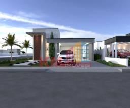 Vende-se linda casa em fase de construção no Ecoville - KM IMÓVEIS