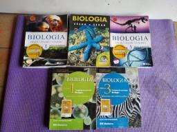 Kit Livros de Biologia para o Enem e Fuvest - Excelente Material