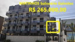 Apartamento Frente à Praia, Matinhos Balneário Gaivotas