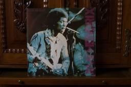 Capa do LP Jimi Hendrix - Rare Hendrix (1977)