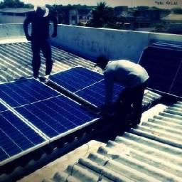 Energia Solar Gerador Fotovoltaico Economize mais Energia