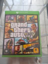 Vendo GTA V/5 XBOX ONE