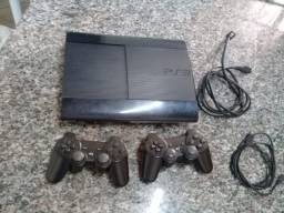 PS3 - ( Playstation 3 ) Vendo ou troco por Xbox 360